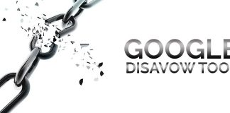 backlink disavow